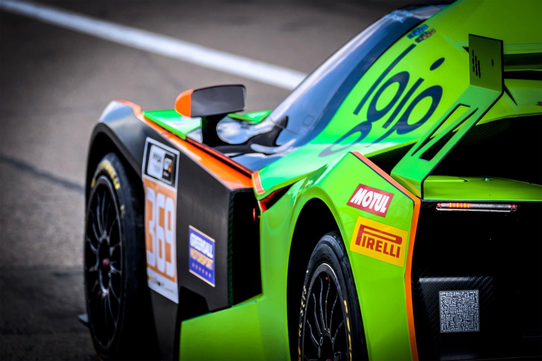 LGIP RACE CAR